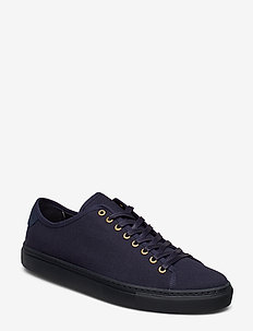 M. Morgan Canvas Sneaker - low tops - deepwater