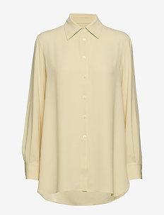 Long Crepe Shirt - WAX