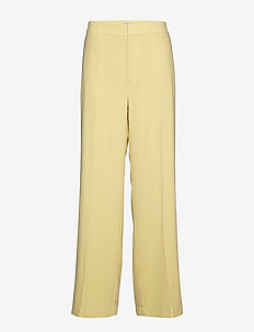 Hutton Crepe Trouser - WAX