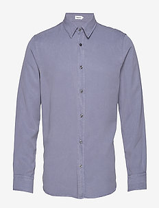 M. Ben Tencel Shirt - BLUESTONE