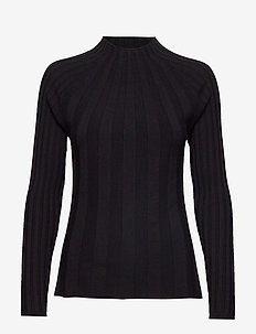 Ruby Sweater - BLACK