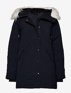 Oslo Parka - parka coats - navy