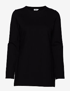 Erin Tunic Top - BLACK