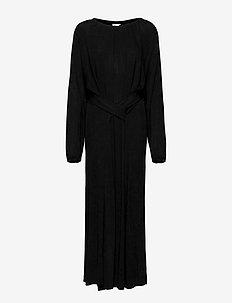 Leia Dress - BLACK