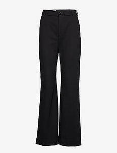 Ivy Jersey Trouser - BLACK