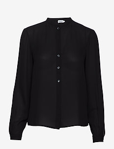 Adele Blouse - BLACK