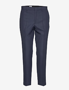 Emma Suiting Trouser - INDIGO