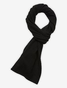 Corinne Scarf - scarves - black