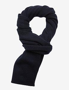 Corinne Scarf - scarves - navy