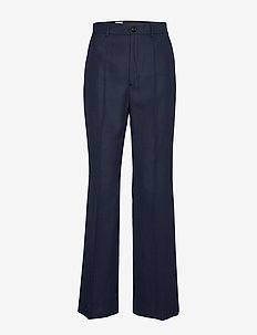 Ivy Suiting Trouser - INDIGO