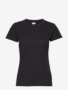 Cotton Tee - basic t-shirts - black