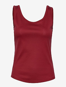 Robin Tank - basic t-shirts - pure red