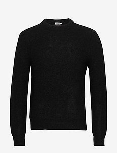 M. Julian Sweater - basic knitwear - black