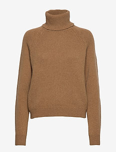 Kathleen Sweater - dark khaki
