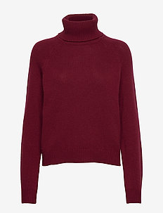 Kathleen Sweater - cachemire - pure red