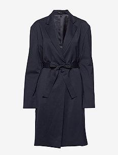 Amie Jacket - DEEP BLUE