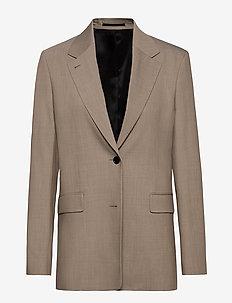 Norine Blazer - colberts - grey beige