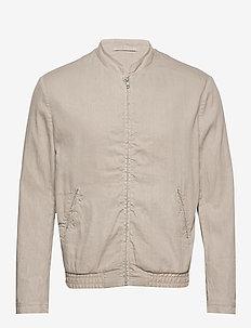 M. Kiruna Jacket - vindjakker - grey beige