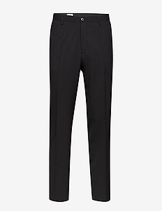 M. William Trouser - suit trousers - black