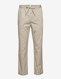 M. Theo Trouser - casual trousers - light sage