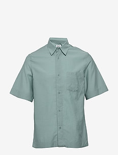 M. Owen Shirt - basic overhemden - mint powde