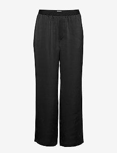 Kimberley Trouser - casual bukser - black
