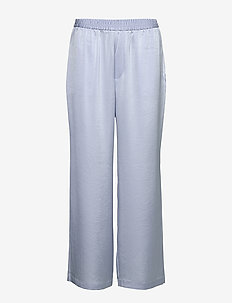 Kimberley Trouser - casual trousers - ice blue
