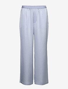Kimberley Trouser - casual bukser - ice blue
