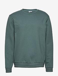M. Isaac Sweatshirt - basic sweatshirts - mint powde