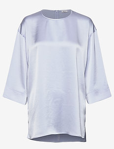 Lydia Top - t-shirts basiques - ice blue