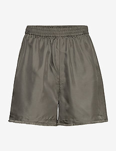 Madelyn Short - casual shorts - green grey