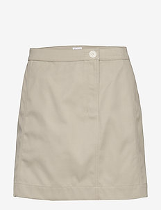 Cali Skirt - jupes courtes - light sage