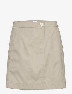 Cali Skirt - korte nederdele - light sage