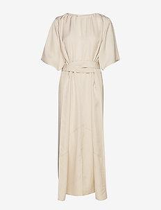 Ella Dress - maxi jurken - ivory