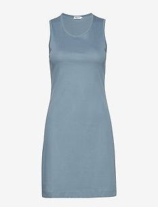 Adelaide Dress - korte kjoler - blue heave