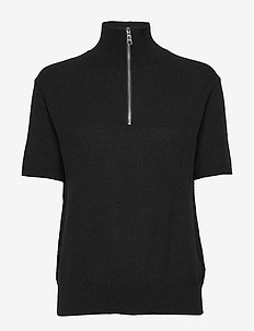 Terrie Top - strikkede toppe og t-shirts - black