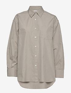 Sammy Shirt - chemises à manches longues - light sage