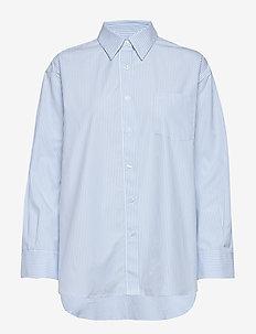Sammy Shirt - koszule z długimi rękawami - pale blue/