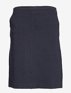Delia Skirt - jupes courtes - navy