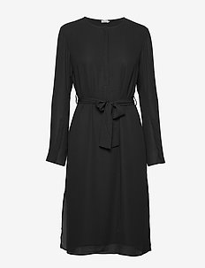 Milla Dress - robes midi - black