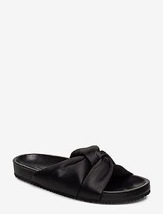 Brea Sandal - flade sandaler - black