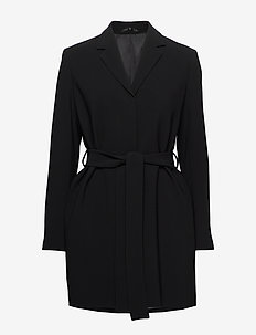 Chancery Coat - manteaux legères - black