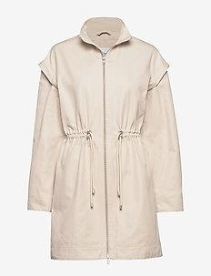 Kailee Jacket - light coats - ivory