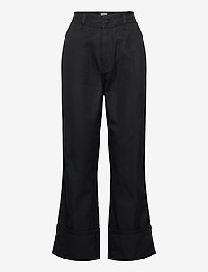 Janet Trouser - pantalons larges - almost bla
