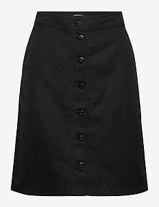 Piper Skirt - midi skirts - almost bla