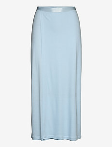 Viola Skirt - jupes longues - pale blue
