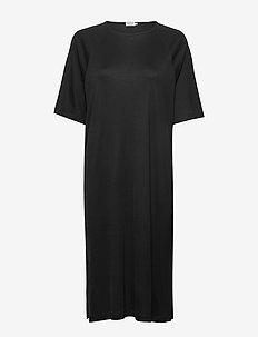 Mira Dress - maxi jurken - black