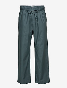 M. Augustine Trouser - casual trousers - charcoal b