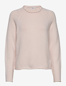 Dahlia Sweater - cashmere - faded pink