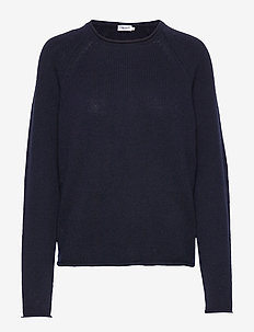 Dahlia Sweater - cachemire - navy